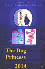 The Dog Princess Fake Poster