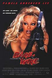 1996 - Barb Wire Movie Poster