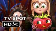 Cloudy With A Chance Of Meatballs 2 TV Spot