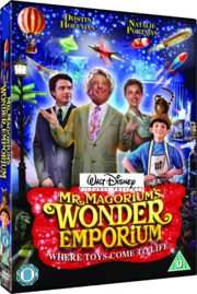 Mr. magorium wonder emporium uk disney dvd