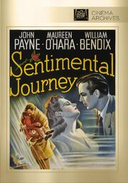 1946 - Sentimental Journey DVD Cover (2012 Fox Cinema Archives)