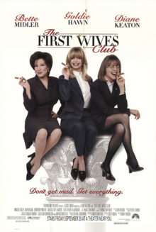 The First Wives Club (1996) Poster