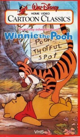 File:The many adventures of winnie the pooh cartoon classics vhs.jpg