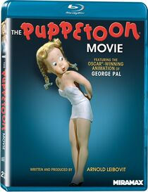 The puppetoon movie lionsgate blu ray