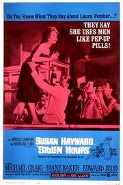 1963 - Stolen Hours Movie Poster