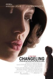 2008 - Changeling Movie Poster