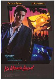 1987 - No Man's Land Movie Poster