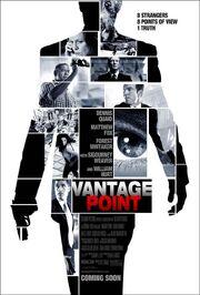 2008 - Vantage Point Movie Poster