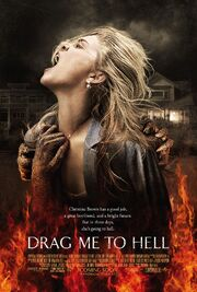 2009 - Drag Me to Hell Movie Poster