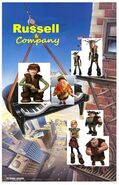 Russell and Company Poster version 2