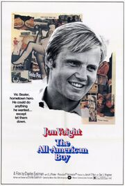 1973 - The All-American Boy Movie Poster