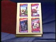 Disney Favorite Stories 1994 Promo