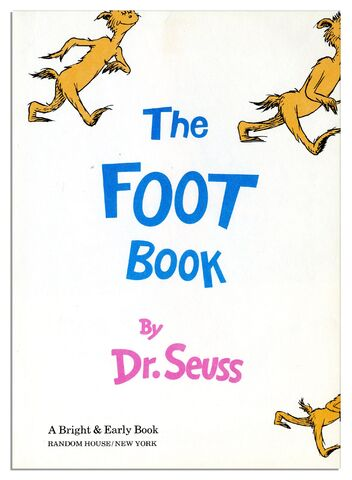 File:The Foot Book VHS.jpeg