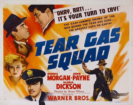 File:1940 - Tear Gas Squad Movie Poster.jpg