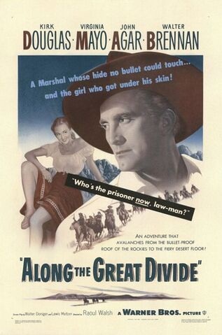 File:1951 - Along the Great Divide Movie Poster.jpg