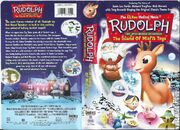 Rudolph and the Island of Misfit Toys -VHS-fullscan