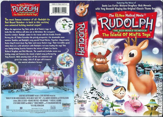 File:Rudolph and the Island of Misfit Toys -VHS-fullscan.jpg