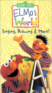 Elmos World Singing Drawing and More