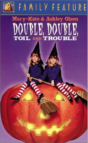 Double Trouble VHS