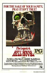 1973 - The Legend of Hell House Movie Poster