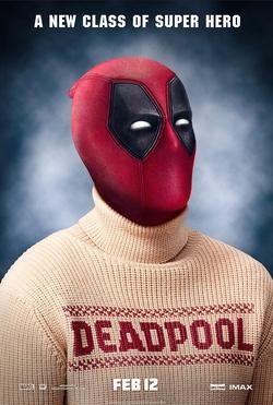 2016 - Deadpool