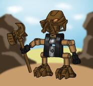 Bionicle turaga pohatu by flamedramonx20-d5mp1pm