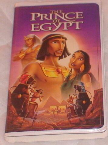 File:Prince of Egypt VHS Video.jpg