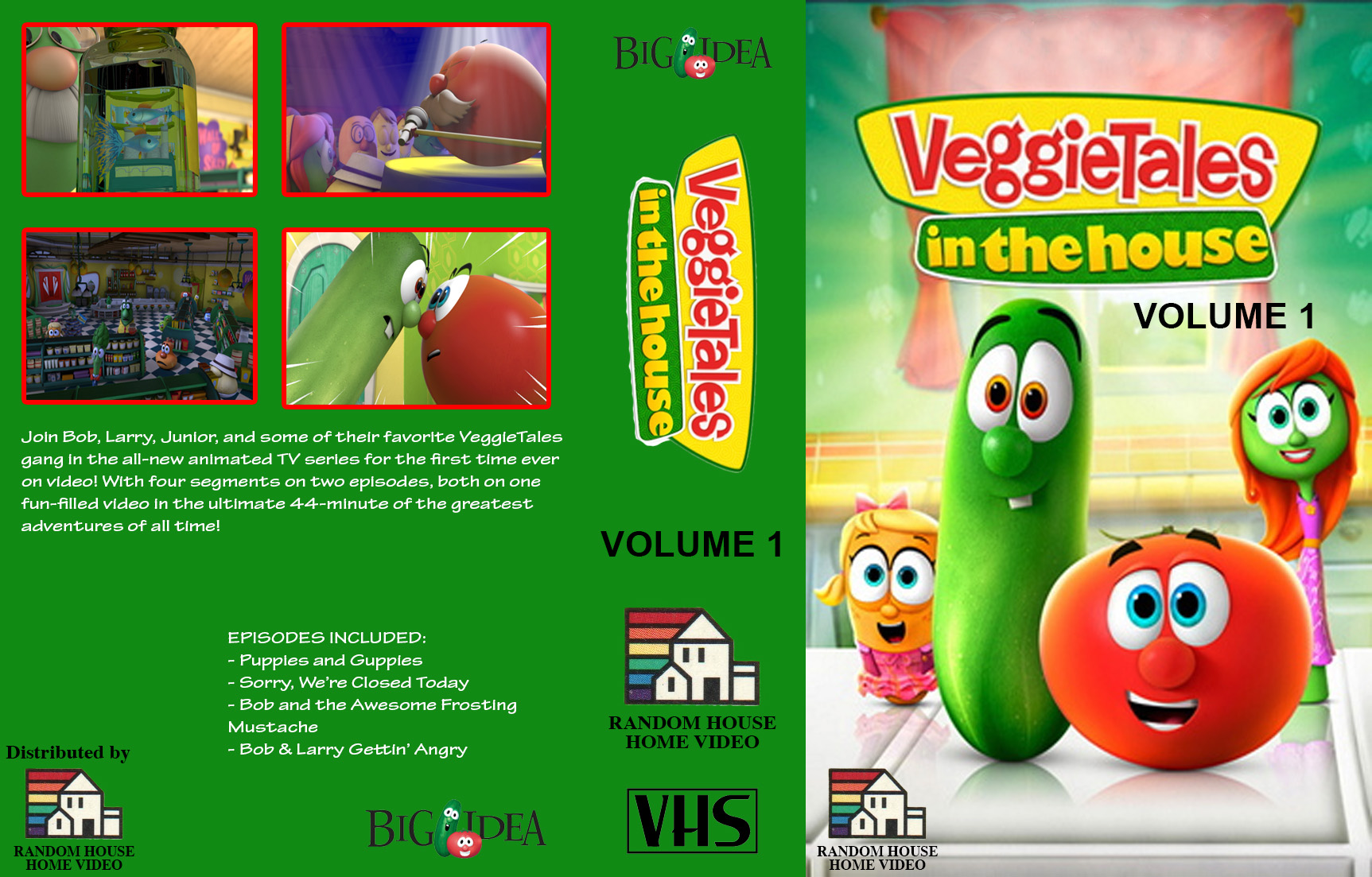 Veggietales All the Shows 2 Movie free download HD 720p