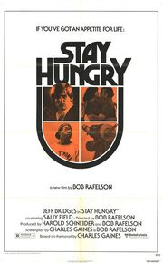1976 - Stay Hungry Movie Poster