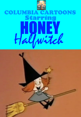 File:Columbia Cartoons Starring Honey Halfwitch VHS.png