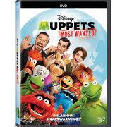MuppetsMostWanted DVD