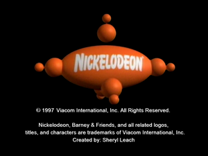 Nickelodeon Logo From sensesational day