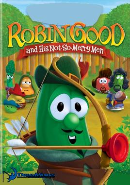 DreamWorks Animation Robin Good Poster