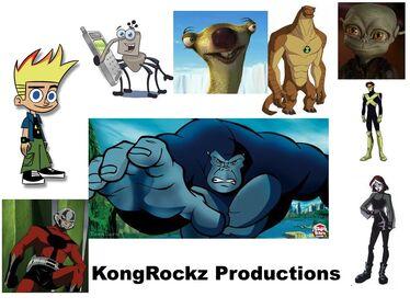 KongRockz Productions
