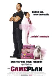 The Game Plan (2007) Movie Poster
