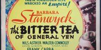 The Bitter Tea of General Yen (1933)
