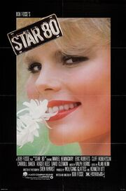 1983 - Star 80 Movie Poster
