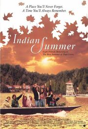 1993 - Indian Summer Movie Poster