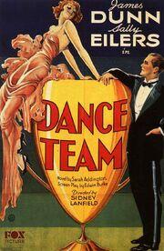 1932 - Dance Team Movie Poster