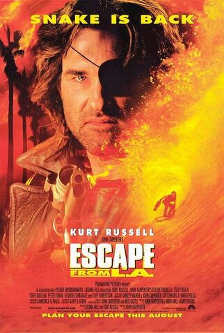 File:1996 - Escape from LA Movie Poster.jpg