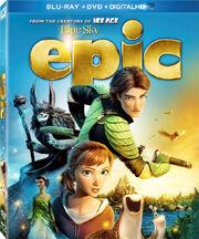 Epic on Blu-Ray