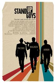 2012 - Stand Up Guys Movie Poster