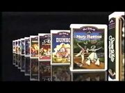 Walt Disney Masterpiece Collection 1990s Promo