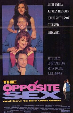 File:1993 - The Opposite Sex and How to Live with Them Movie Poster.jpg