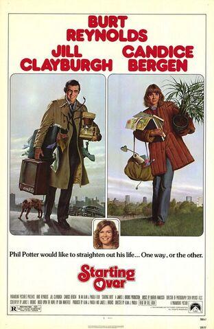 File:1979 - Starting Over Movie Poster.jpg