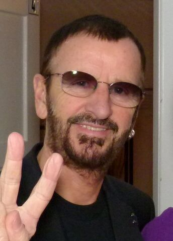 File:Ringo Starr and a fan backstage in Hamburg, July 2011a.jpg