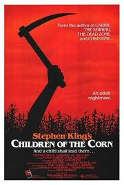 1984 - Children of the Corn Movie Poster