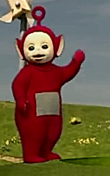 Daughter Red Po