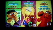 Sesame Street Videos & Audio Promo