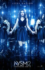 2016 - Now You See Me 2 Movie Poster